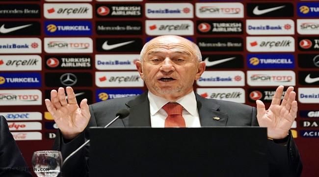 """Nihat Özdemir; """"Sağlık futboldan daha önemli"""""""