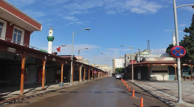 Ramazan Bayramı'nı kapsayan sokağa çıkma kısıtlaması