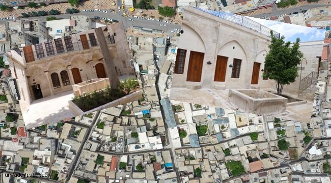 Şanlıurfa'nın yükselen turizmine tarihi konaklar da katkı sağlayacak