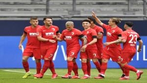Schalke 04 0 - 3 Augsburg