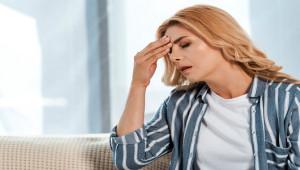 ''Şiddetli baş ağrısı inmenin habercisi olabilir''