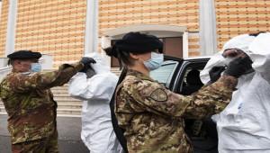Son 24 saatte virüsten 242 ölüm