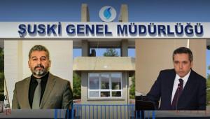 Şuski Genel Müdürü Özçınar görevden alındı