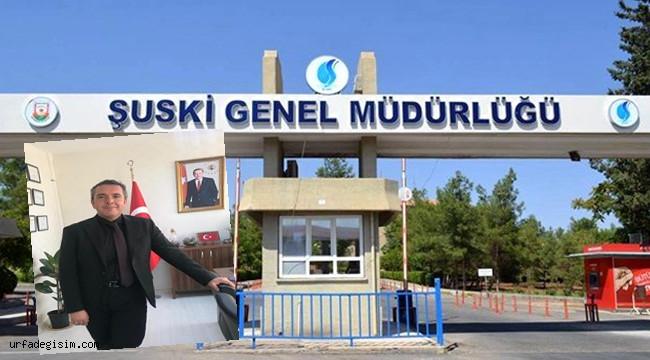 ŞUSKİ'ye Güllüoğlu Atandı