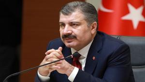 Türkiye'de virüsten can kaybı 4 bin 55
