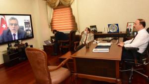 Urfa'da normalleşme adımları istişare edildi