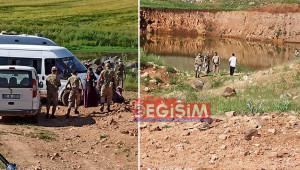 Viranşehir'de suya giren genç boğuldu