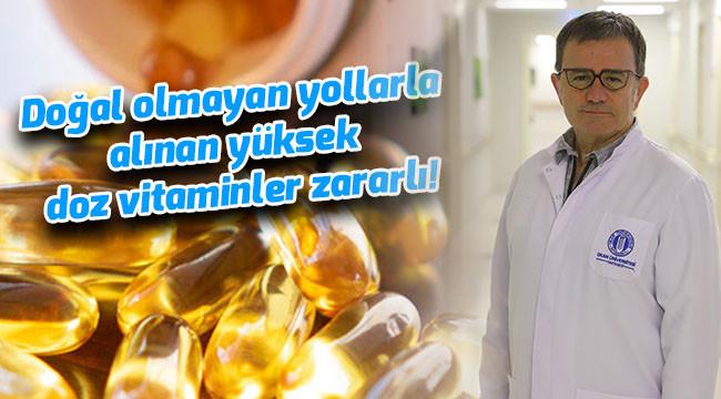 Vitamin ilaçlarının kansere karşı bir etkisi var mıdır?