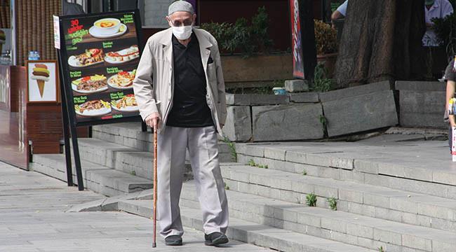65 yaş ve üstü için yasak geldi