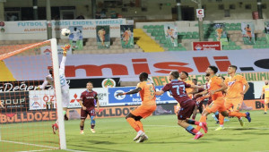 Alanyaspor: 2 - Trabzonspor: 2