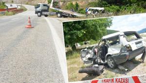 Aynı aileden 6 kişi kazada hayatını kaybetti