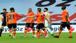 Başakşehir 2 - 0 Alanyaspor