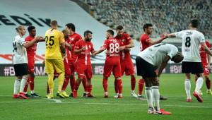 Beşiktaş 1 - 2 Antalyaspor