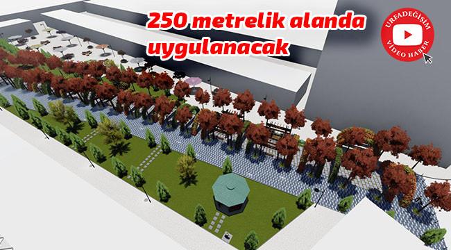 Büyükşehir'den 'Yeşil Koridor Projesi'