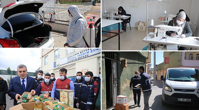 Büyükşehir 'Pandemi Karnesi'ni açıkladı