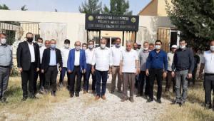 CHP heyeti zarar tespiti için Urfa'da