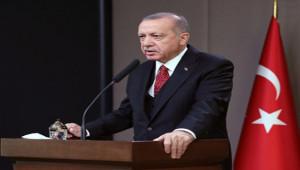 Cumhurbaşkanı Erdoğan'dan Kore Savaşı'nın 70'inci yıl dönümü mesajı