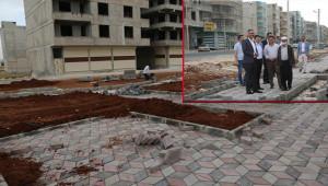 Eyyübiye'de 'Cennet Anneleri' parkı yapılıyor