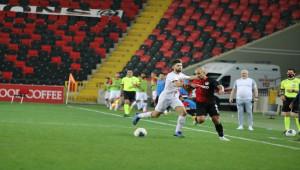 Gaziantep: 1 - Antalyaspor: 1