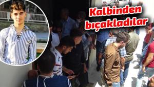 Haliliye'de bıçaklı kavga: 1 ölü