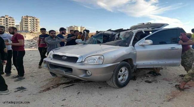 İdlib'e hava saldırısı: 1 ölü, 1 yaralı