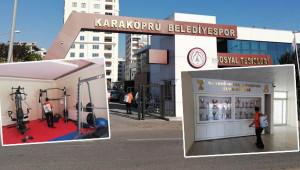 Karaköprü Belediyespor antrenmanlara başlıyor