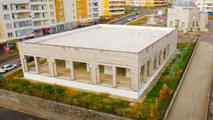 Karaköprü'de kültür merkezi açılışa hazır