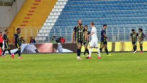 Kasımpaşa 2 - 0 Fenerbahçe