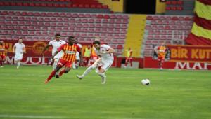Kayserispor 2 - 0 Gençlerbirliği