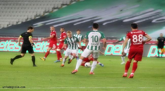 Konyaspor 2 - 2 Sivasspor