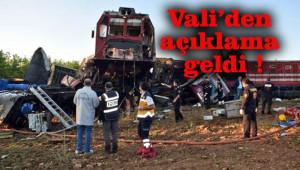 Malatya'da trenler kafa kafaya çarpıştı