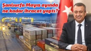 Mayıs'ta 568 milyon dolarlık ihracat gerçekleşti