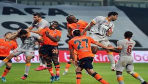 Medipol Başakşehir: 1 - Galatasaray: 1