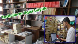 Pandemi sürecinde kitap satışları yüzde 30 arttı