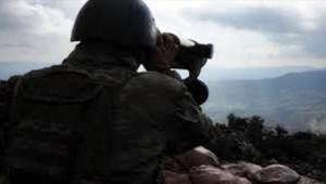 Pençe-Kaplan harekatında 1 asker şehit oldu