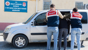 PKK'lı teröristlere yardım eden şahıs tutuklandı