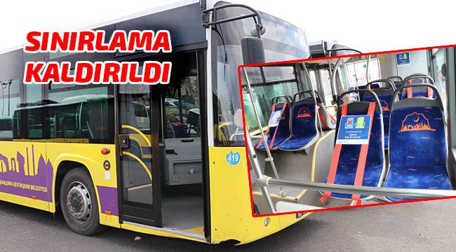 Şehir içi otobüsleri için yeni düzenleme