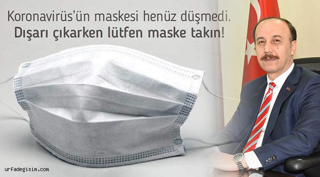Urfa'da maske takmayanlara ne kadar ceza kesilecek?