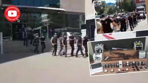 Urfa'da tefeci operasyonu: 20 Gözaltı