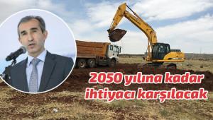 Viranşehir ve 26 yerleşim yeri faydalanacak