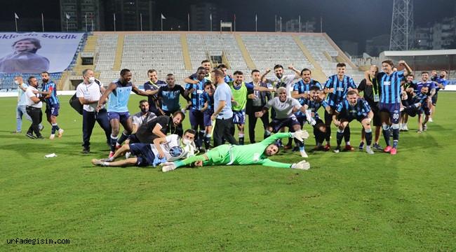 Adana Demirspor 4 - 1 Bursaspor
