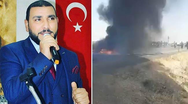 Akçakale halkına 'terörist' diyen medyaya tepki