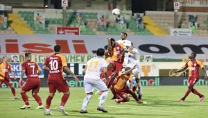 Alanyaspor 4 - 1 Galatasaray