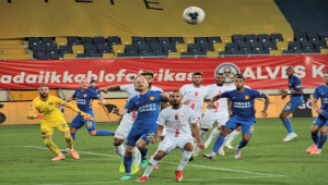 Ankaragücü 0 - 1 Antalyaspor