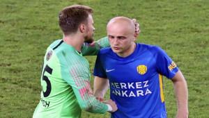 Ankaragücü, Süper Lig'e veda etti