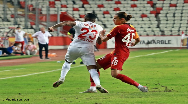 Antalyaspor 2 - 2 Galatasaray