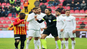 Arda Kardeşler'in Kayserispor - Beşiktaş karnesi