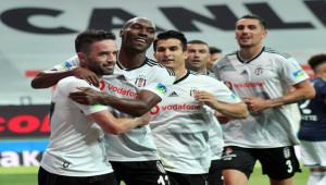 Beşiktaş'ın gözü Devler Ligi'nde!