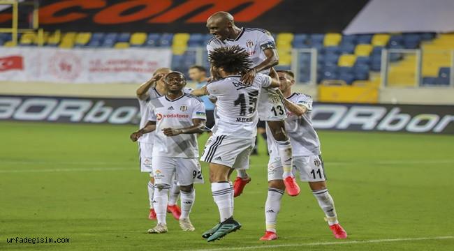 Beşiktaş'ın gözü Şampiyonlar Ligi'nde