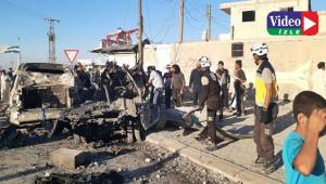 Bomba yüklü araç patladı: 5 ölü, 23 yaralı